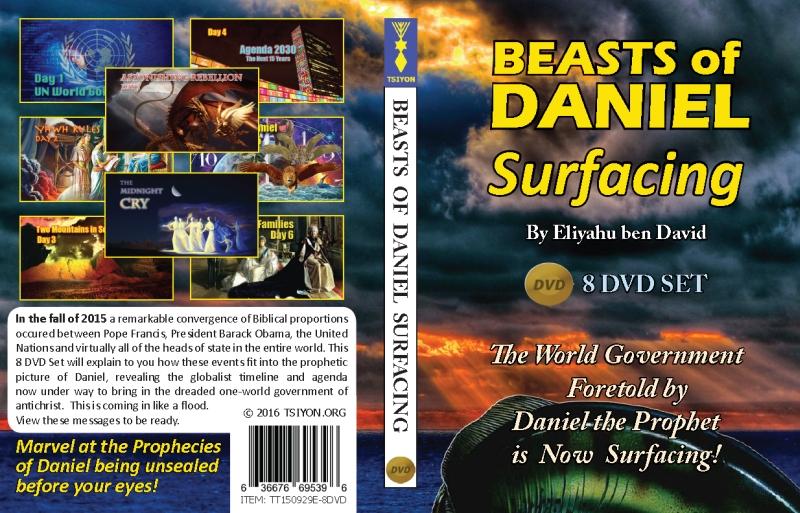 Daniel Seminar DVD Set