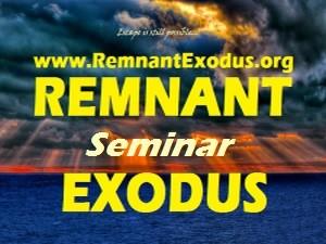 Remnant Exodus Seminar